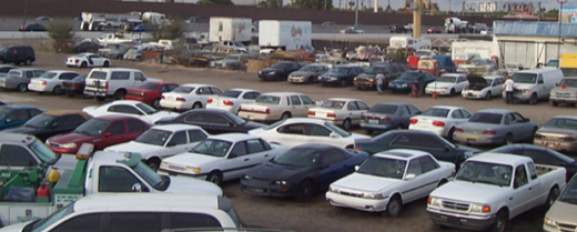 towing auction image